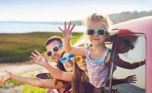5 letních aktivit, které potěší děti a udrží je v pohybu celou letní sezónu